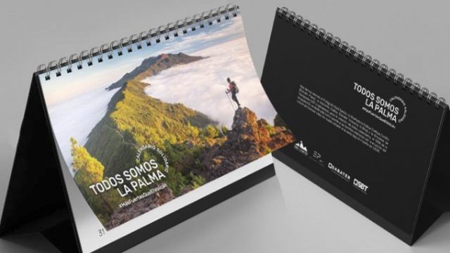 "Pack Calendarios ""todos somos la Palma"" Peninsula"