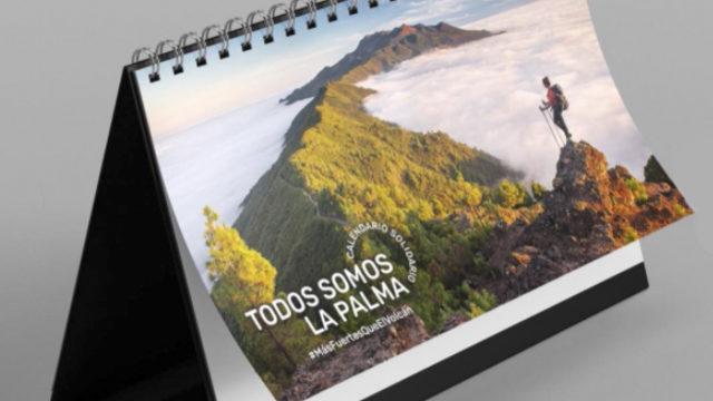 "Calendario ""todos somos la Palma"" Baleares"
