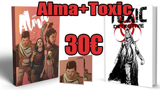 Alma + Toxic detective