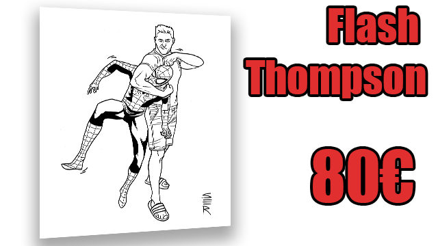 Original de Flash Thompson