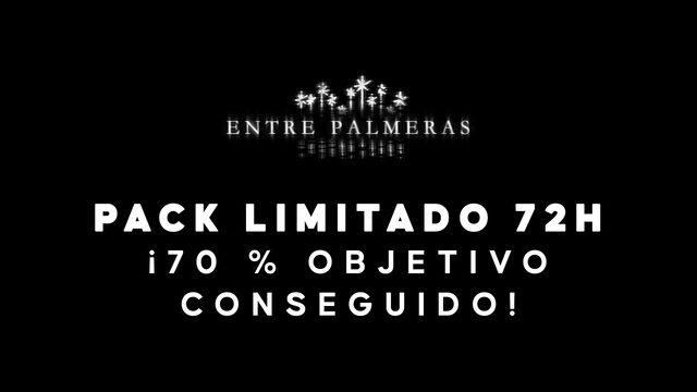 ¡PACK LIMITADO EXPRESS POR CUMPLIR EL 70% (72 HORAS SOLO)!