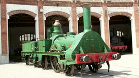 Recuperem la locomotora de vapor Mataró