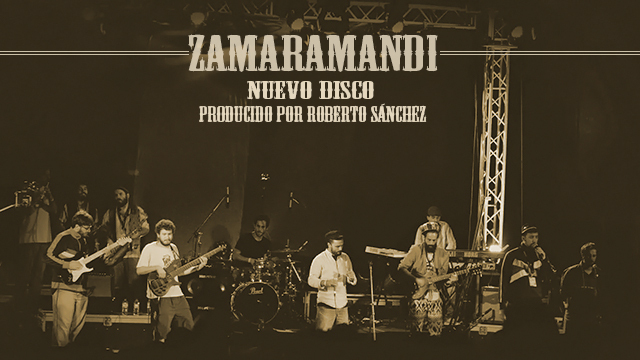 Zamaramandi's first album edition