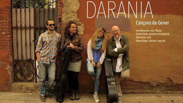 """Primer disc de Darània, """"Les cançons de gener"""""""