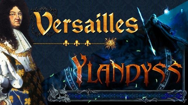 Versailles / Ylandyss