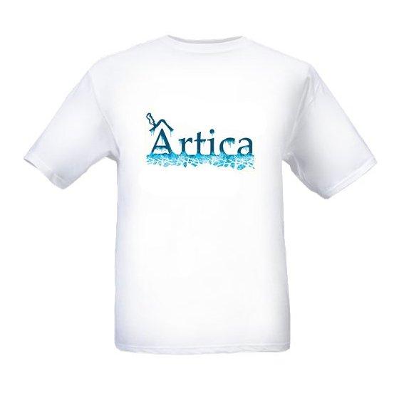 Camiseta Ârtica