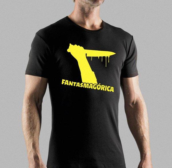Camiseta de Fantasmagórica
