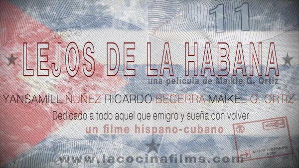Lejos de La Habana