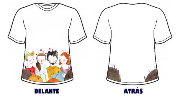 Camiseta del proyecto