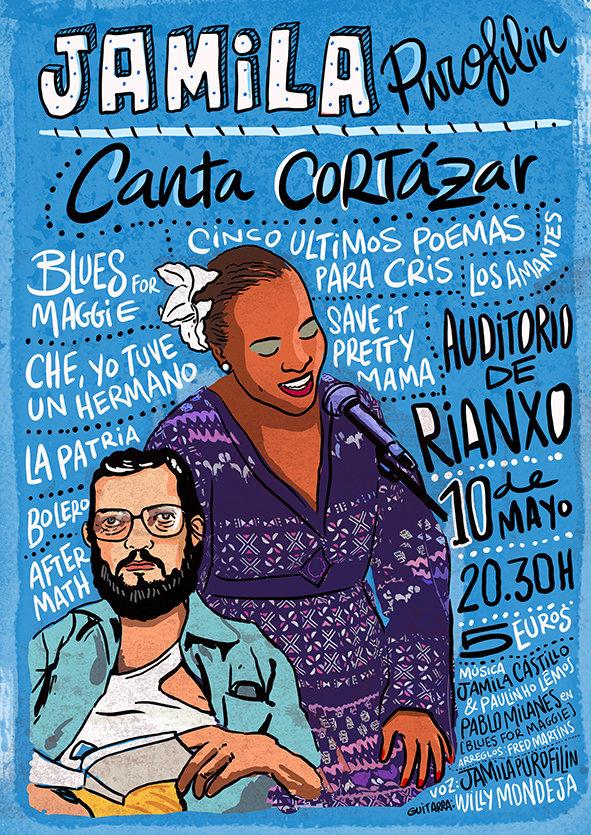 Julio Cortázar songs. ¡Ya puede ser tuyo!