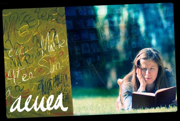 las librerías - as librarías - die Buchhandlungen: AENEA