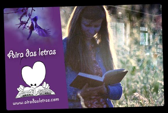 as librarías - las librerías - die Buchhandlungen:  Aira das Letras