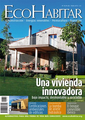AGRADECIMIENTO A LA REVISTA EcoHabitar