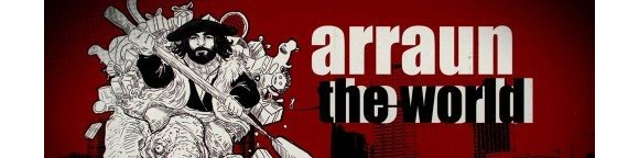 arraun the world