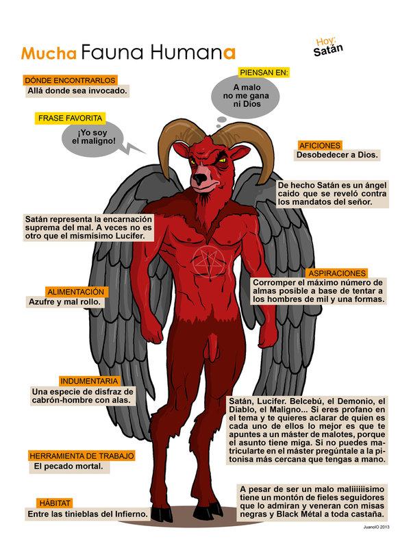 La Cripta presenta: ¡SATANISMO! — Verkami