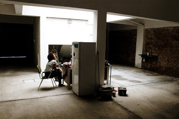 Enchufemos el espacio oculto verkami for Oficina empleo usera