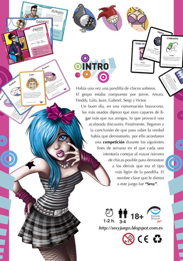 Nueva Mejora Cartas Promo Sexy El Juego Del Arte Del Flirteo