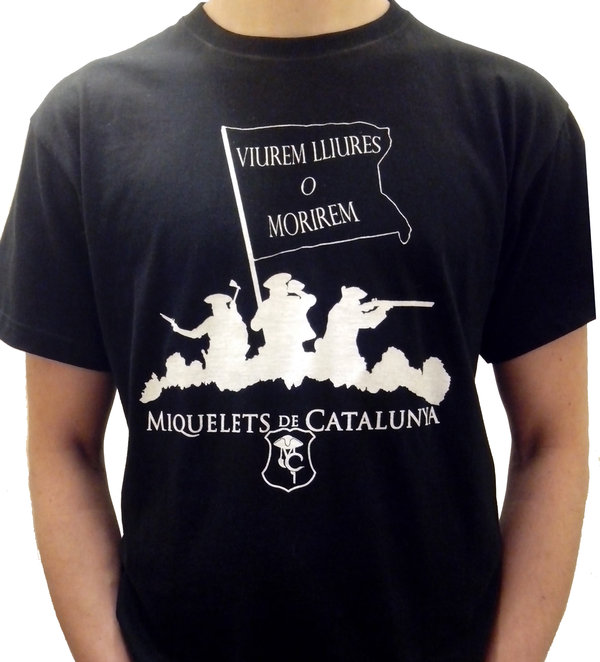 Nova recompensa: samarreta dels fusellers de muntanya