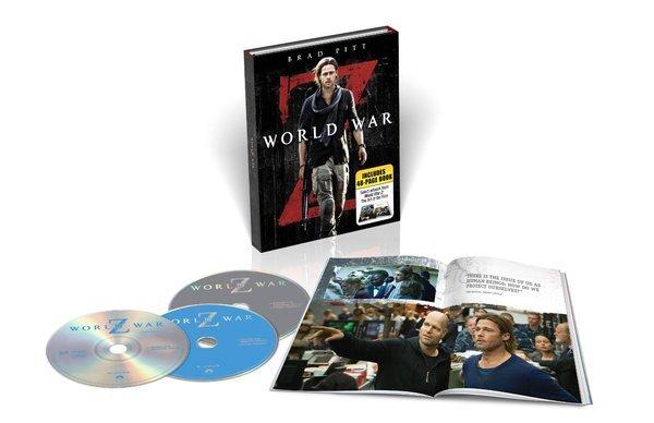 ¡Ganadora de la película Guerra Mundial Z!