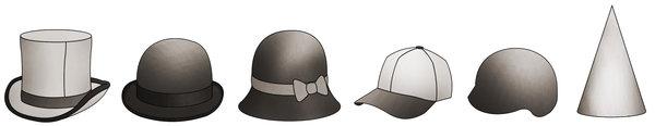 ¡Nuevos modelos! ¡BuddyLamps sombreros!