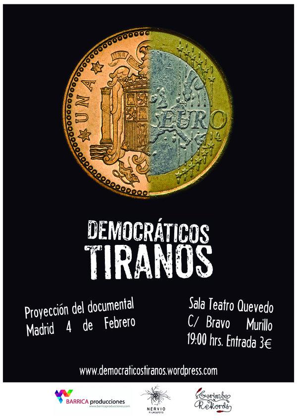 Fechas de Estreno en Madrid y Barcelona (febrero 2014)