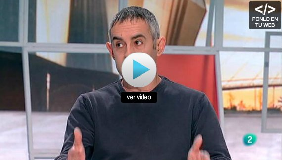 Entrevista en TVE