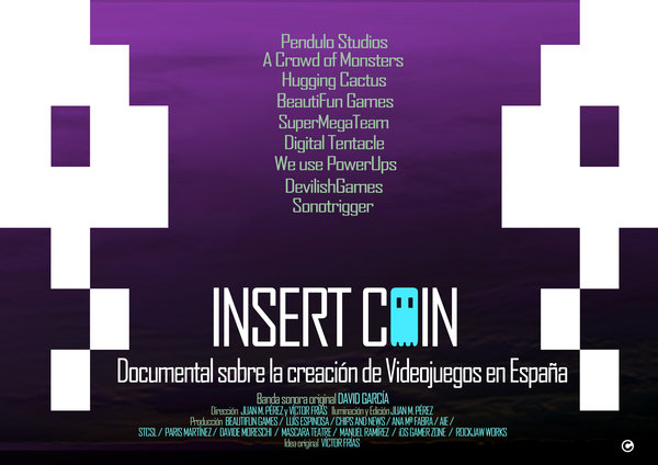 Ya disponible el volumen 1 de Insert Coin!!