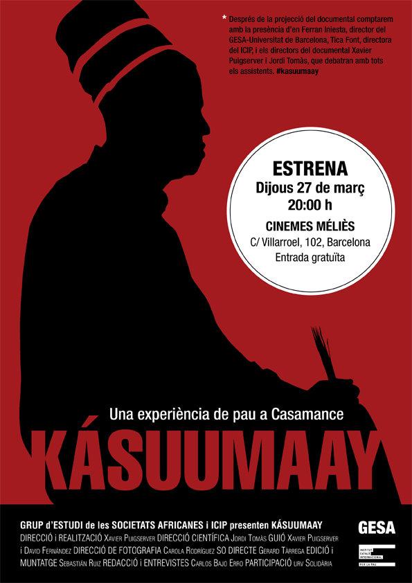 Estrena del documental Kásuumaay