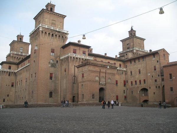 Las ciudades, una a una: Ferrara