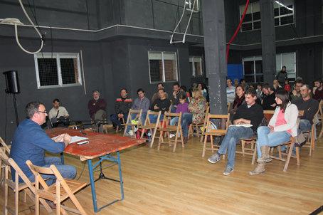 Noves presentacions: Alacant i Muro