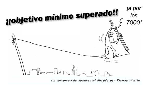 ¡¡OBJETIVO INICIAL CONSEGUIDO!! / OBJECTIU INICIAL ACONSEGUIT!