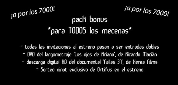 Os presentamos el Pack Bonus / Vos presentem el Pack Bonus