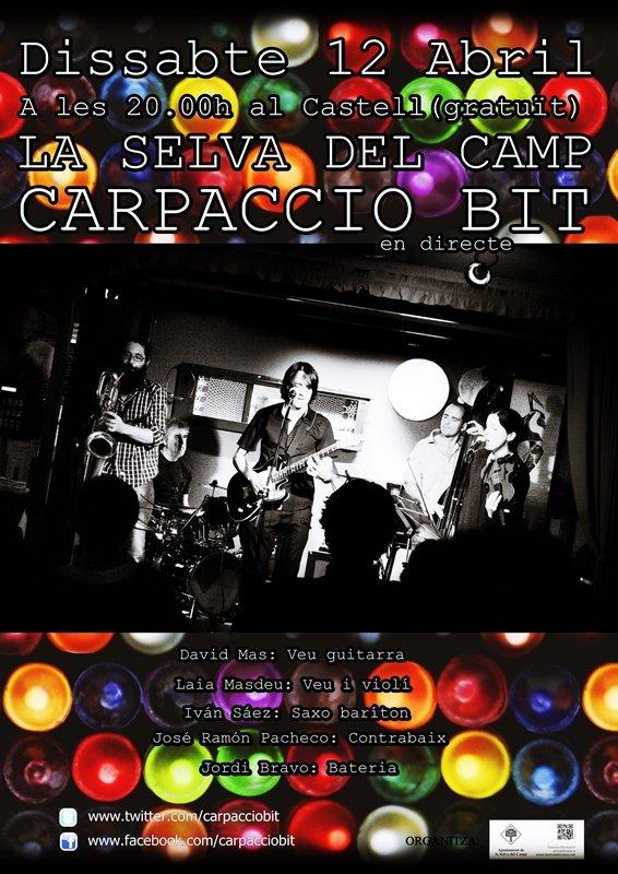 Hoy concierto final de campaña Verkami en La Selva del Camp (gratix)