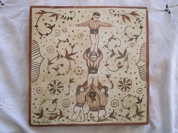 Dissenys dels socarrats de Josep Castell