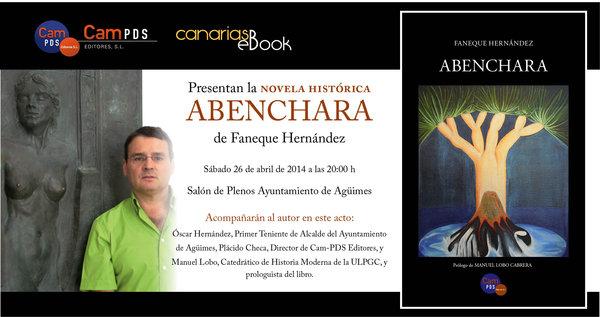 Presentación de Abenchara en Agüimes
