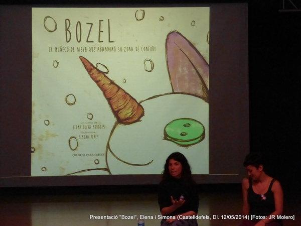 Primera presentación de la gira de Bozel
