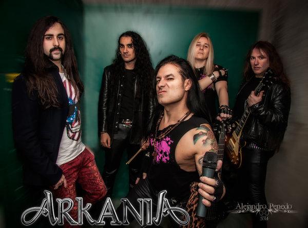 Recientes entrevistas a Arkania