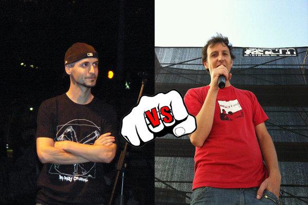 Batalla de programadores: Rafa Dengrà vs. Àlex Blasco