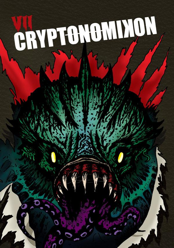 Cryptonomikon VII, ya a la venta!
