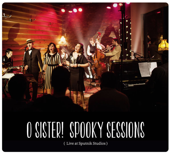 New Live EP Spooky Sessions!!!