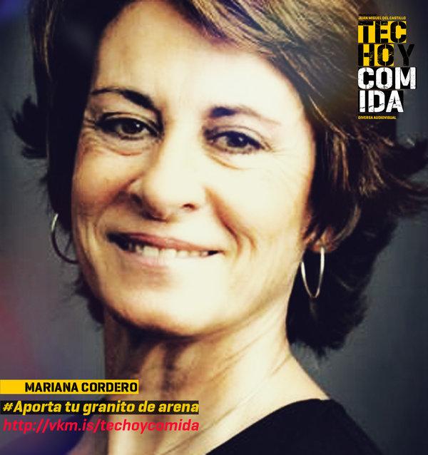 MARIANA CORDERO, UNA DE LAS GRANDES