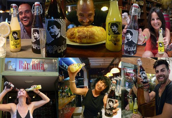 Més locals que s'apuntan al Verkami de Pep Cola!
