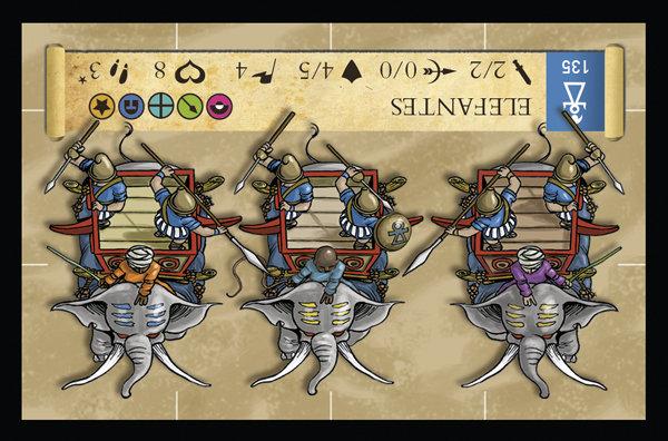 Unidad de Elefantes cartagineses