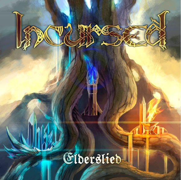 Portada de #Elderslied desvelada // Album cover of #Elderslied revealed