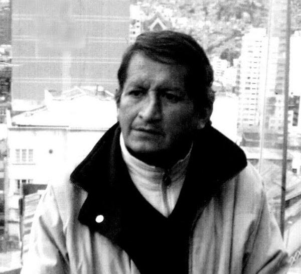 Víctor Hugo Viscarra. (1958-2006. La Paz, Bolivia)