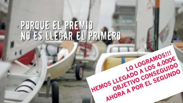 PRIMER GRAN OBJETIVO CONSEGUIDO!! VAMOS A POR EL SEGUNDO!!