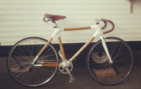 bamboo bikes verkami