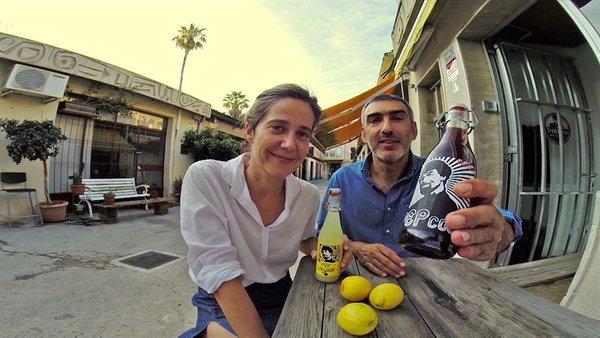 Pepcola verkami foto Lemon Factory