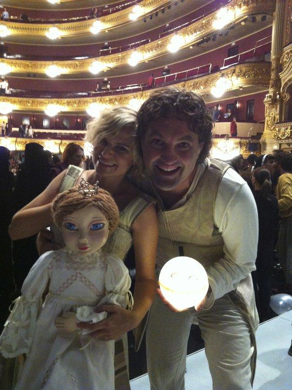 Avui (TV3, 22:45h) serem al Liceu dins la Gala de CATALUNYA AIXECA EL TELÓ