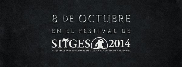PULSIÓN SANGRIENTA en el festival de Sitges 2014 // PULSIÓN SANGRIENTA al festival de Sitges 2014